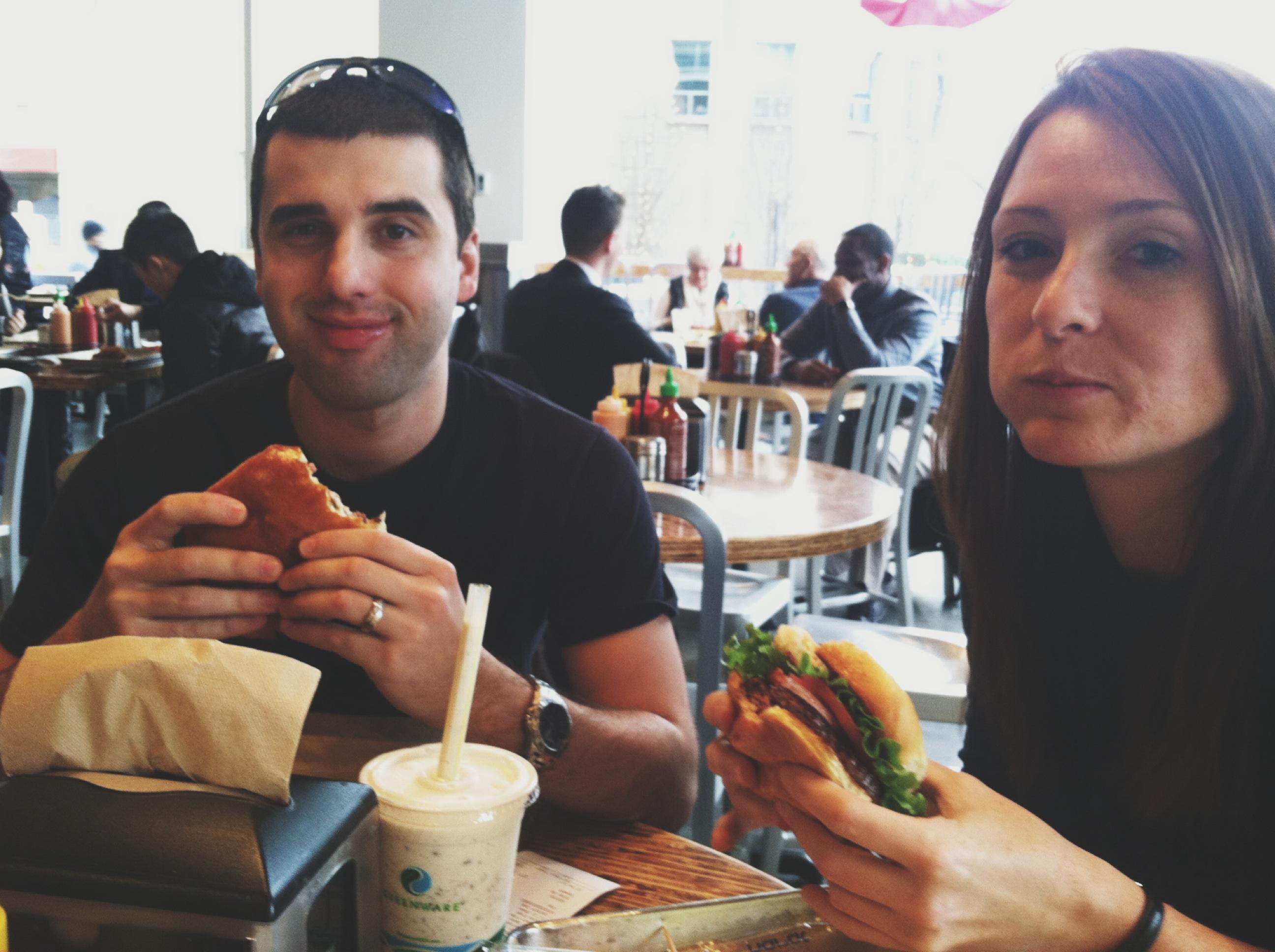 John and Nikki