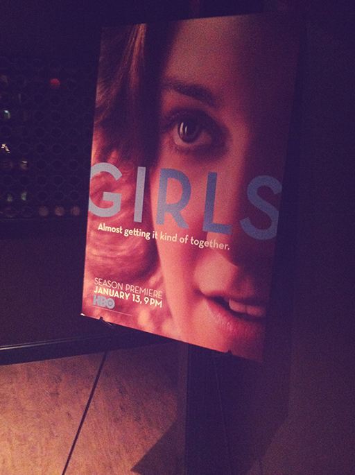 HBO Girls Party, The Huxley Washington, DC